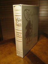 Easton Press RIP VAN WINKLE Illustrated Rackham SEALED Deluxe Limited Edition