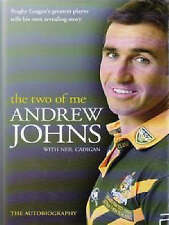 Andrew Johns: The Two of Me by Andrew Johns, Neil Cadigan (Hardback, 2007)