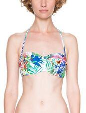 Desigual Biki Évy Reggiseno Bikini Donna Bianco (white 1000) (taglia (u8e)