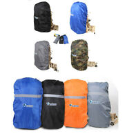 NEW Rucksack Rain Dust Waterproof Bag Backpack Travel Camping Poncho Dry Cover