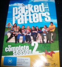 Packed To The Rafters The Complete Season Two 2 (Australia Region 4) DVD - NEW