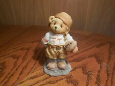 "Cherished Teddies- Butch ""Can I Be Your Football Hero?"" Figurine"