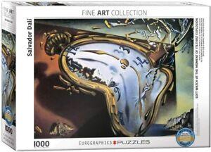 Soft Watch Salvador Dali 1000 piece jigsaw puzzle 680mm x 490mm (pz)