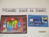 Credit Card To Cash Magic Trick - Easy To Do Close-Up Money Magic Street, Pocket