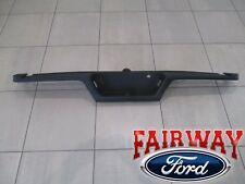 15 thru 18 F-150 OEM Ford Rear Bumper Top Step Pad Cover without Trailer Tow NEW