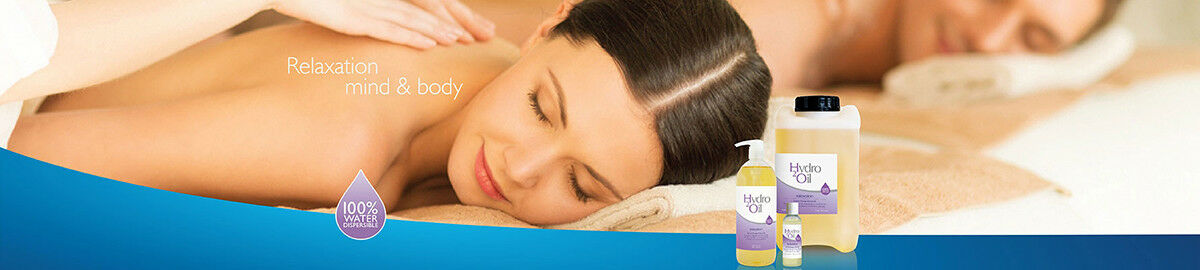 Hydro 2 Oil Massage Oils & Gels