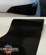 Dark Smoked Headlight + Tail Light Tint Film Vinyl - 30 x 100cm - Video Tutorial