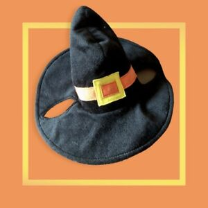 Halloween Witch Hat for Dogs n Cats Size M
