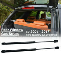 2x Rear Window Gas Struts Support Lifters For 04-17 Ford Territory SX SY SYII SZ