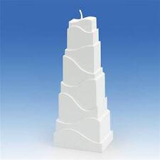 stampo per candele piramide a gradini