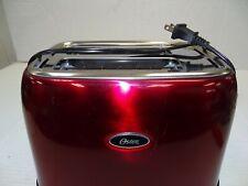 Oster 2 Slice Extra-Wide Slot Metallic Red Toaster (Tssttrjb07) (29)