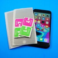 Premium Privacy Anti-Spy Tempered Glass OR Plastic Protector Lot For  iPhone 8