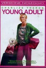 YOUNG ADULT CHARLIZE THERON DVD VERSIONE NOLEGGIO