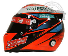 Kimi Raikkonen F1 Formula One 2016 Full Scale Replica Helmet Helm Casco Helm NEW