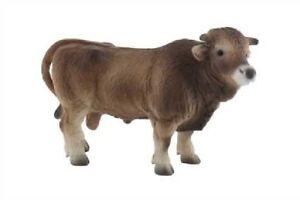 Bullyland 62624 Alps-Bull Peter 5 1/8in Farm