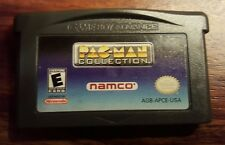 Nintendo gameboy advance pacman collection