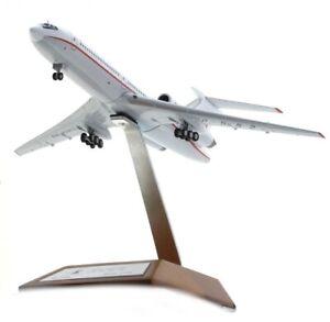 JCWINGS LH2027 1/200 TUPOLEV TU-154B AIR KORYO REG: P-552 WITH STAND