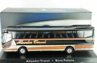 Bova Futura, Allander Travel, MODEL COACH, BUS, 1:76, ATLAS, IXO.