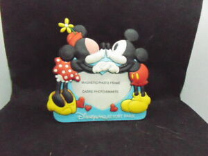 Mickey Mouse Magnetic Photo Frame from Disneyland  Resort in Paris