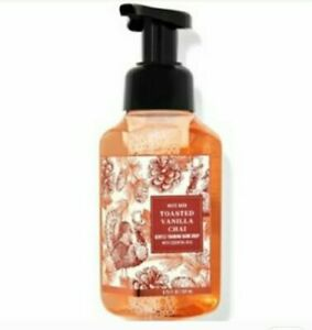TOASTED VANILLA CHAI Gentle Foaming Hand Soap by Bath and Body Works A...