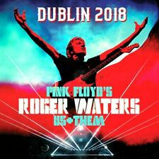 ROGER WATERS PINK FLOYD LIVE DUBLIN 2018 2 CD