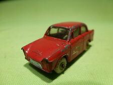 BEST BOX 501 DAF 600 - RED  - RARE SELTEN -  GOOD CONDITION