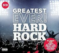 Greatest Ever Hard Rock [CD]