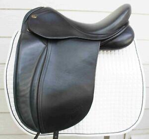 """Borne Capri Dressage saddle 17"""""""