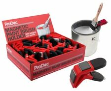 24 x Prodec Magnetic Paint Brush Holder and Tin Can Opener Decorators Trade Tool