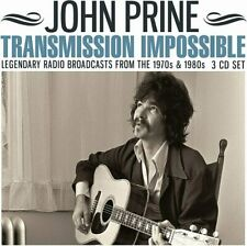 John Prine : Transmission Impossible: Legendary Radio Broadcasts from the 1970s