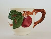 Franciscan Red Apple Flat Demitasse Cup Made in USA
