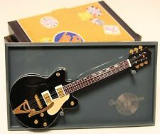 Gitarre miniatur George Harrison Beatles - Gretsch - Guitar of the Stars 17 cms