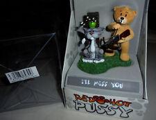 Bad Taste Bears Red Hot Pussy  I´ll miss you  William & Pip  Neuwertig
