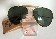 Original Vintage Ray-Ban Bausch&Lomb USA Outdoorsman