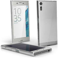 Glossy TPU Gel Case for Sony Xperia XZ F8331 XZs Skin Cover + Screen Protector