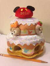 Duffy Shellie May Fun Fair Micro Mame Tsum Tsum Hong Kong Disneyland & Cakeplush