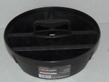 TOOL SHOP - 5 GALLON BUCKET ORGANIZER - BLACK     (RM-1)
