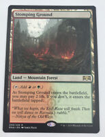 Stomping Ground Ravnica Allegiance Rare NM Magic The Gathering MTG Hard_8s_Magic