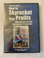 How To Skyrocket Your Profits With Distressed & Foreclosure Properties DVD New