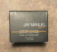 Jay Manuel Beauty Filter Finish Collection Luxe Filter Loose Powder Med Filter
