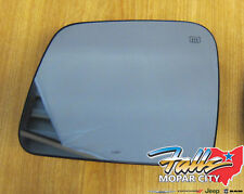 2011-2018 Grand Cherokee Durango Driver Heated Fold Away Mirror Glass Mopar OEM
