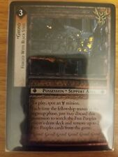 Lord of the Rings TCG Treachery Deceit 18R82 Grond, Forged with Black Steel LOTR