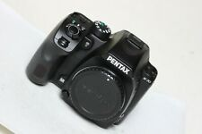 Pentax K70  BLACK Body only MINT 2 batteries