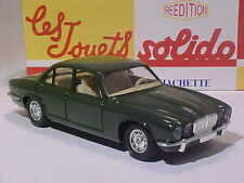 4.2 INCH Jaguar XJ12 1982 Solido 1/43 Diecast Mint in Numbered Box
