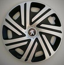 "Set of 4x15"" Wheel Trims for Peugeot 207,307"