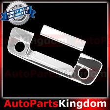 09-16 Dodge Ram 1500+2500+3500 Chrome Tailgate Handle Cover w/ Camera w/ keyhole