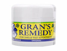 Gran's Remedy Foot Powder (Original) 50g FREE SHIPPING WORLDWIDE