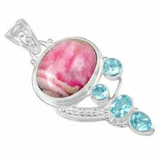 Topaz Blue Amethyst Fine Necklaces & Pendants