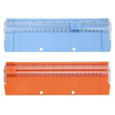 A4/A5 Precision Paper Card Trimmer Ruler Photo Cutter Cutting Blade Office Kit/