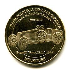 68 MULHOUSE Musée de l'automobile, Bugatti 35B, 2005, Monnaie de Paris